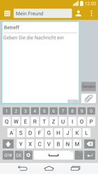 LG G3 S - MMS - Erstellen und senden - 13 / 24