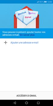 Huawei P Smart - E-mails - Ajouter ou modifier votre compte Gmail - Étape 5