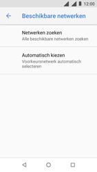 Nokia 1 - Netwerk - Handmatig een netwerk selecteren - Stap 8