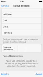 Apple iPhone 5s - Applicazioni - Configurazione del negozio applicazioni - Fase 25