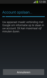 Samsung S7580 Galaxy Trend Plus - apps - account instellen - stap 20