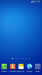 Samsung Galaxy S 4 Active - Startanleitung - Installieren von Widgets und Apps auf der Startseite - Schritt 3