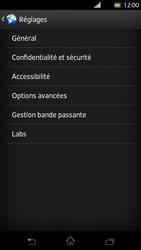 Sony Xperia T - Internet et roaming de données - Configuration manuelle - Étape 20