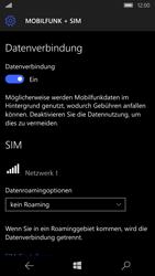 Microsoft Lumia 950 - Ausland - Auslandskosten vermeiden - Schritt 10