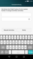 Huawei P8 Lite - E-Mail - Konto einrichten (outlook) - 7 / 12