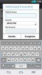 LG G2 - Internet et connexion - Partager votre connexion en Wi-Fi - Étape 7