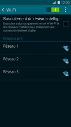 Samsung Galaxy S 5 - WiFi - Configuration du WiFi - Étape 6