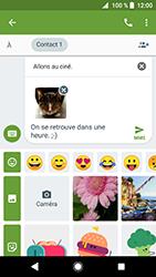 Sony Xperia XZ Premium - Android Oreo - MMS - envoi d'images - Étape 16