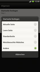 HTC One X - Internet - Apn-Einstellungen - 1 / 1