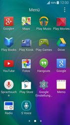 Samsung Galaxy A3 - Apps - Konto anlegen und einrichten - 3 / 22