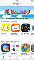 Apple iPhone 6 iOS 10 - Applicazioni - Installazione delle applicazioni - Fase 3