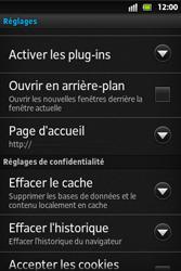 Sony ST27i Xperia Go - Internet - configuration manuelle - Étape 20