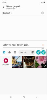 Samsung Galaxy Note10 - MMS - afbeeldingen verzenden - Stap 15