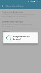 Samsung Galaxy S7 - Réseau - Sélection manuelle du réseau - Étape 9