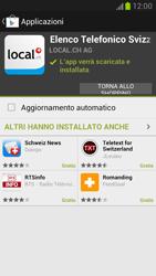 Samsung Galaxy Note II - Applicazioni - Installazione delle applicazioni - Fase 10
