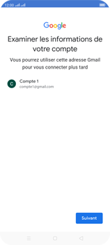 Oppo Reno 2 - Applications - Créer un compte - Étape 15