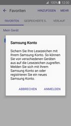 Samsung Galaxy S6 Edge - Internet und Datenroaming - Verwenden des Internets - Schritt 9