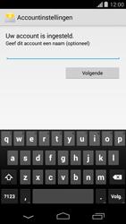 Motorola Moto G (1st Gen) (Kitkat) - E-mail - handmatig instellen (outlook) - Stap 9
