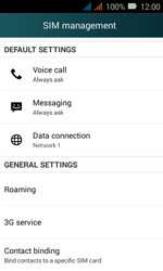 Huawei Y3 - Internet - Disable data roaming - Step 4
