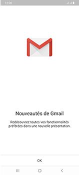 Samsung Galaxy A70 - E-mails - Ajouter ou modifier votre compte Gmail - Étape 5
