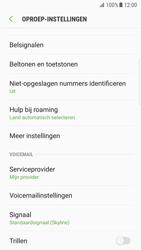 Samsung Galaxy S7 Edge - Android N - Voicemail - Handmatig instellen - Stap 6