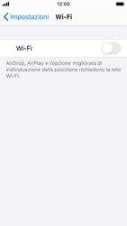Apple iPhone SE - iOS 13 - WiFi - Configurazione WiFi - Fase 4