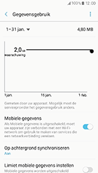 Samsung Galaxy A3 (2017) - Android Marshmallow - internet - data uitzetten - stap 6