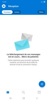 Samsung Galaxy Note20 Ultra 5G - E-mails - Ajouter ou modifier votre compte Outlook - Étape 6