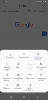 Samsung galaxy-a7-dual-sim-sm-a750fn-android-pie - Internet - Hoe te internetten - Stap 9