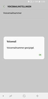 Samsung galaxy-a8-2018-sm-a530f-android-oreo - Voicemail - Handmatig instellen - Stap 12