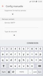Samsung Galaxy S7 - E-mail - configuration manuelle - Étape 11