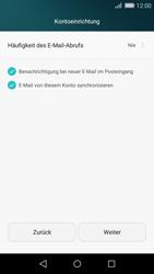 Huawei P8 Lite - E-Mail - Konto einrichten - 0 / 0