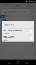 Sony Xpéria E3 - Contact, Appels, SMS/MMS - Envoyer un MMS - Étape 8