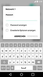 LG H840 G5 SE - WLAN - Manuelle Konfiguration - Schritt 7