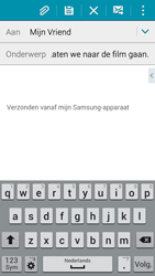 Samsung A300FU Galaxy A3 - E-mail - e-mail versturen - Stap 8