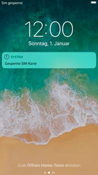 Apple iPhone 6 Plus - iOS 11 - Persönliche Einstellungen von einem alten iPhone übertragen - 27 / 31