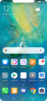 Huawei Mate 20 Pro - Contact, Appels, SMS/MMS - Ajouter un contact - Étape 2