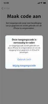 Apple iphone-11-model-a2221 - Instellingen aanpassen - Nieuw toestel instellen - Stap 19