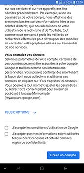 Samsung Galaxy J6 Plus - Applications - Créer un compte - Étape 15