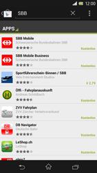 Sony Xperia Z - Apps - Installieren von Apps - Schritt 20