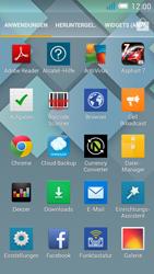 Alcatel One Touch Idol Mini - Apps - Eine App deinstallieren - Schritt 3