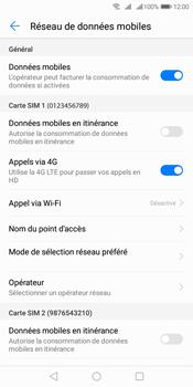 Huawei Y7 (2018) - WiFi - Activez WiFi Calling - Étape 6