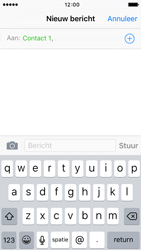 Apple iPhone 5s iOS 9 - MMS - hoe te versturen - Stap 6