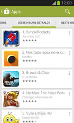 Samsung I8260 Galaxy Core - apps - app store gebruiken - stap 10