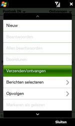 HTC T7373 Touch Pro II - e-mail - hoe te versturen - stap 15