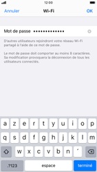 Apple iPhone 6s - iOS 13 - WiFi - Comment activer un point d'accès WiFi - Étape 5