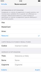 Apple iPhone 6 Plus - iOS 8 - Applicazioni - Configurazione del negozio applicazioni - Fase 19