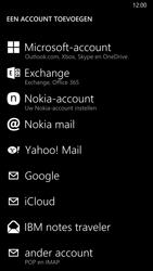 Nokia Lumia 930 - E-mail - Handmatig instellen - Stap 6