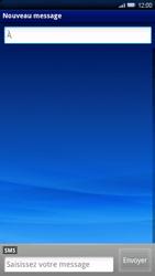 Sony Ericsson Xperia X10 - MMS - envoi d'images - Étape 4
