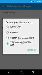 Sony E6553 Xperia Z3+ - Netzwerk - Netzwerkeinstellungen ändern - Schritt 7